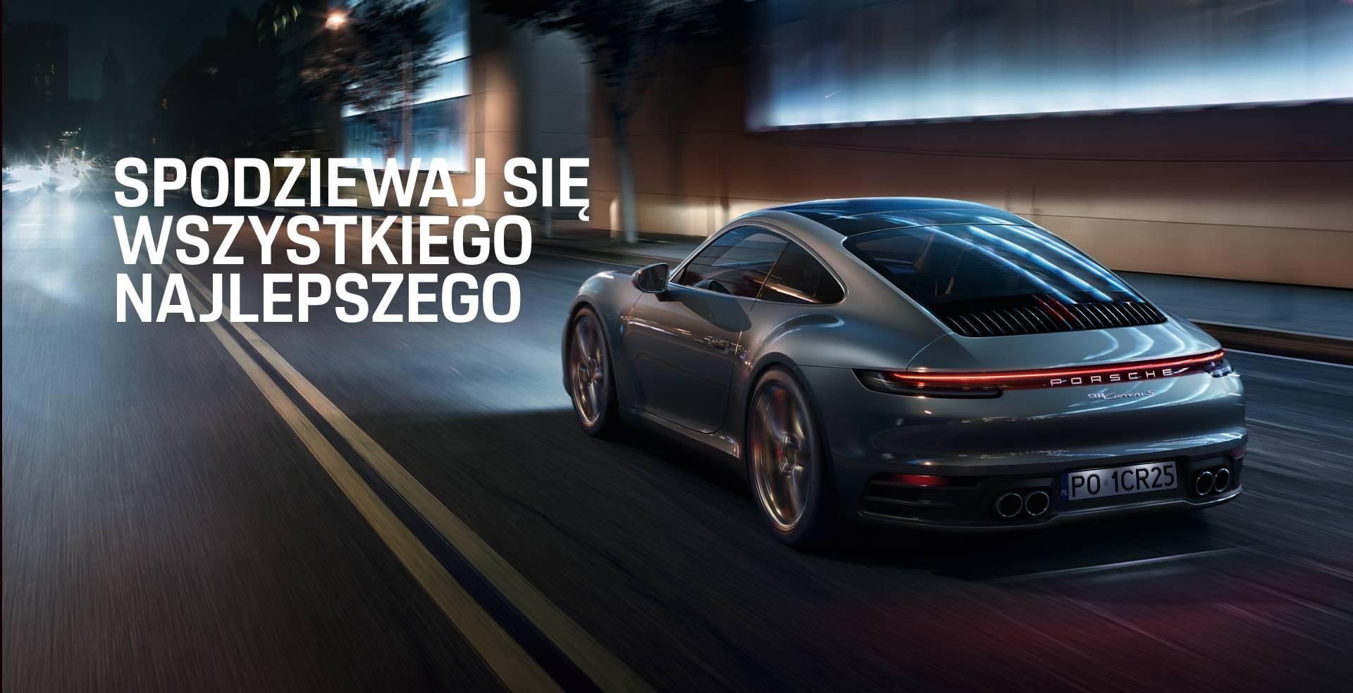 11 rocznica. Porsche Centrum Poznań